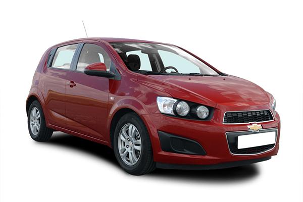 Alquiler Coches Formentera - Chevrolet Aveo AUTO