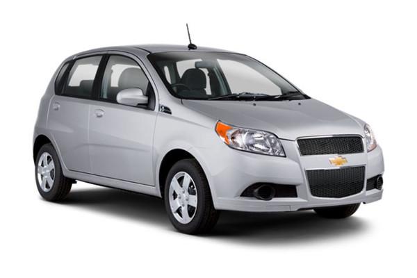 Alquiler Coches Formentera - Chevrolet Aveo