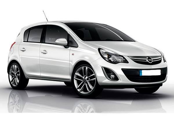 Alquiler Coches Formentera - Opel Corsa