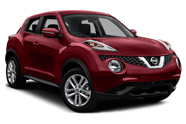 Alquiler Coches Formentera - Nissan Juke