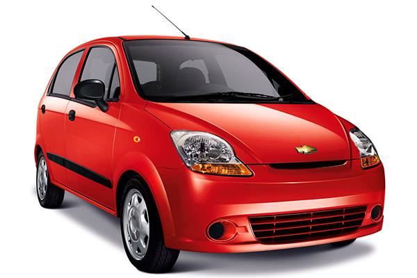 Alquiler Coches Formentera - Chevrolet Matiz