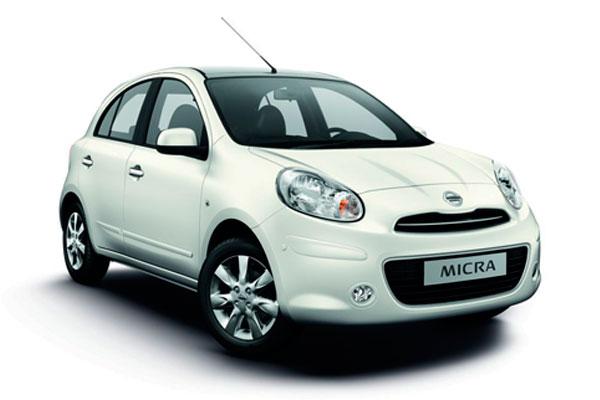 Alquiler Coches Formentera - Nissan Micra