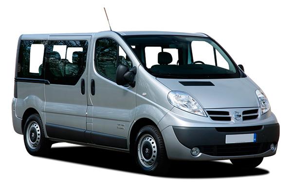 Alquiler Coches Formentera - Nissan Primastar