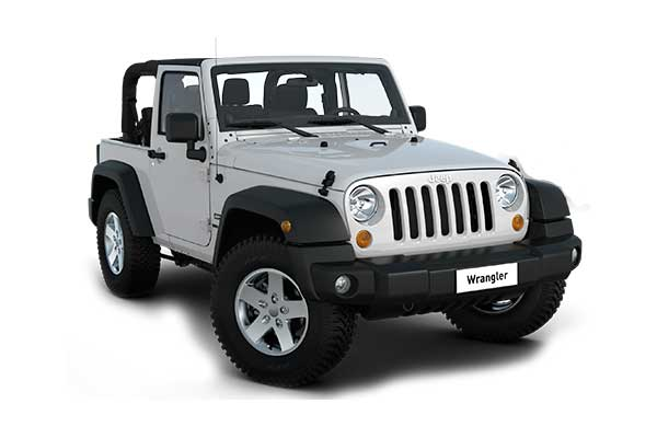 Alquiler Coches Formentera - Jeep Wrangler