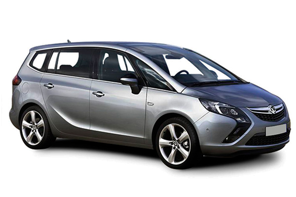 Alquiler Coches Formentera - Opel Zafira