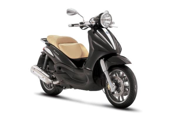 Alquiler Coches Formentera - Piaggio Beverly 500 Cruiser