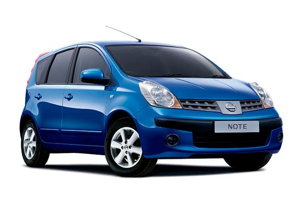 Alquiler Coches Formentera - Nissan Note